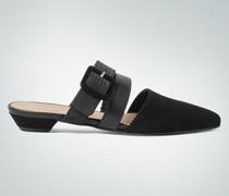 Schuhe Sabots in spitzter Form