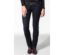 Jeans 'Jennpez', Baumwolle, dunkel