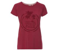 T-Shirt mit komfortablen Raglanärmel