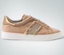 Schuhe Sneaker mit Metall-Einsätzen