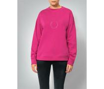Sweatshirt in sportivem Look