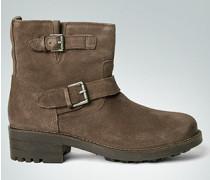 Schuhe Stiefelette im Biker-Boots-Design