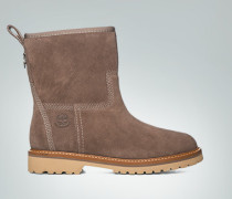 Schuhe Bootie mit warmer Fütterung
