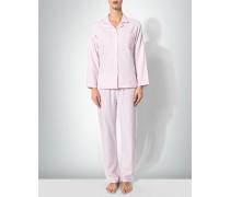 Nachtwäsche Pyjama aus Flanell