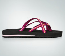 Schuhe Zehensandalette mit asymmetrischen Riemchen