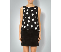 Bluse in A-Linie
