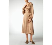 Kleid im Wickel-Design