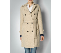 Mantel im Trench-Look