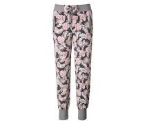 Nachtwäsche Pyjamapants im Dessin-Mix