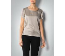 Blusen-Shirt aus Seide