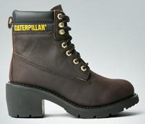 Schuhe Stiefelette mit mittelhohem Absatz