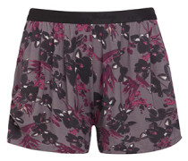 Nachtwäsche Pyjamashorts im floralen Dessin
