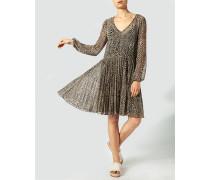 Kleid mit Herzmotiven