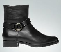 Schuhe Stiefelette mit Schmuck-Element