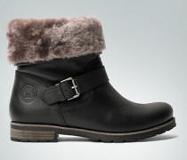 Schuhe Stiefeletten mit Lammfell-Futter