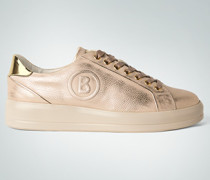 Schuhe Sneaker in Gold-Metallic