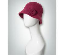 Hut mit abnehmbarer Ansteck-Blume
