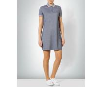 Kleid im Polo-Shirt-Look