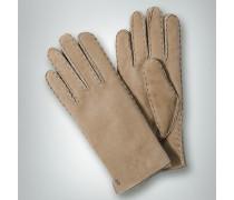 Handschuhe aus gewachsenem Lammfell