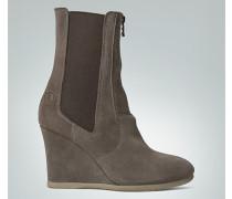 Schuhe Stiefelette mit Wedge-Absatz