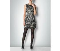 Kleid mit Perlen-Print