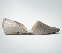 Schuhe Ballerinas in raffinierter Optik