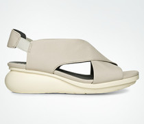 Schuhe Sandalen mit voluminöser Laufsohle