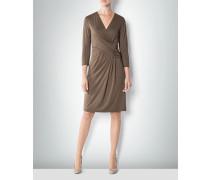 Kleid mit Faltendetails