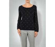 Pullover mit raffiniertem Rücken