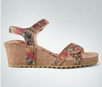 Schuhe Sandaletten mit Korkfußbett