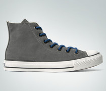 Schuhe Sneaker Chuck Taylor All Star Hi aus Veloursleder
