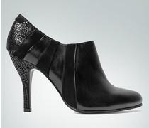 Schuhe Ankle Boots mit Krokoprägung