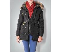 Jacke im sportiven Winter-Look