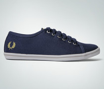 Schuhe Sneaker aus Canvas