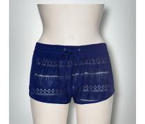 Bademode Shorts in Häkel-Optik