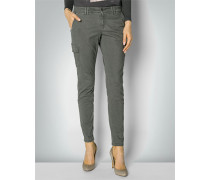 Cargohose im Regular Slim Fit