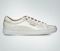 Schuhe Sneaker aus Lackleder