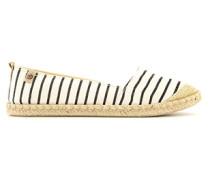 Schuhe Espadrilles im maritimen Look