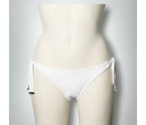 Bikini-Hose mit seitlichen Bändern