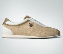 Schuhe Sneaker in Schlangenleder-Optik