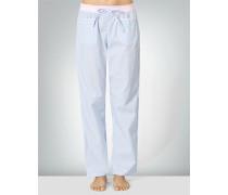 Nachtwäsche Pyjama-Pants im Streifen-Dessin