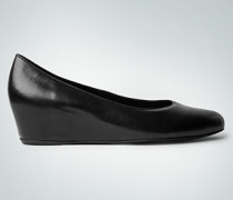 Schuhe Ballerinas mit Keilabsatz
