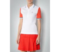 Golf-Polo-Shirt aus Baumwolle mit COOLMAX®