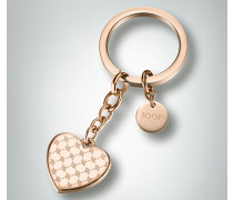 Accessoires Schlüsselanhänger echt Roségold plattiniert