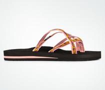 Schuhe Zehensandalen mit überkreuzten Riemen