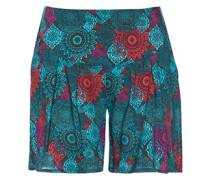 Nachtwäsche Shorts mit breiter Passe