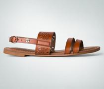 Schuhe Sandalen mit Cut-Outs