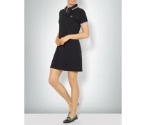 Piqué-Kleid im Polo-Shirt-Look