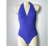 Badeanzug in klassischer Farbe