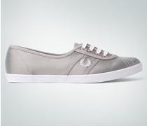 Schuhe Sneaker mit satinierter Oberfläche